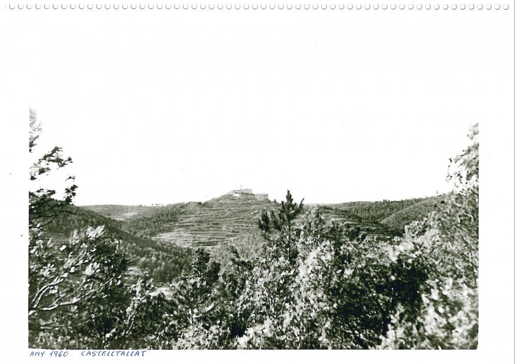 Castelltallat, 1960.Fons: arxiu Exposició Matamargó